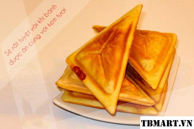 Thành Phẩm từ Máy Nướng Bánh Nikai