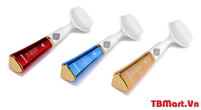 Hình Ảnh Máy Rửa Mặt Pobling Hàn Quốc Của TB MART