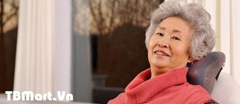 Hình Ảnh Gối Massage Hồng Ngoại Hàn Quốc Magic PL 818 Của TB MART