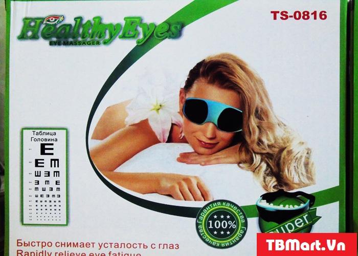 Kính Massage Mắt TS-0816 Chính Hãng của TB MART.