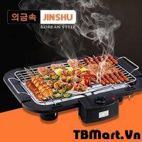 Bếp Nướng Không Khói Jinshu Hàn Quốc.