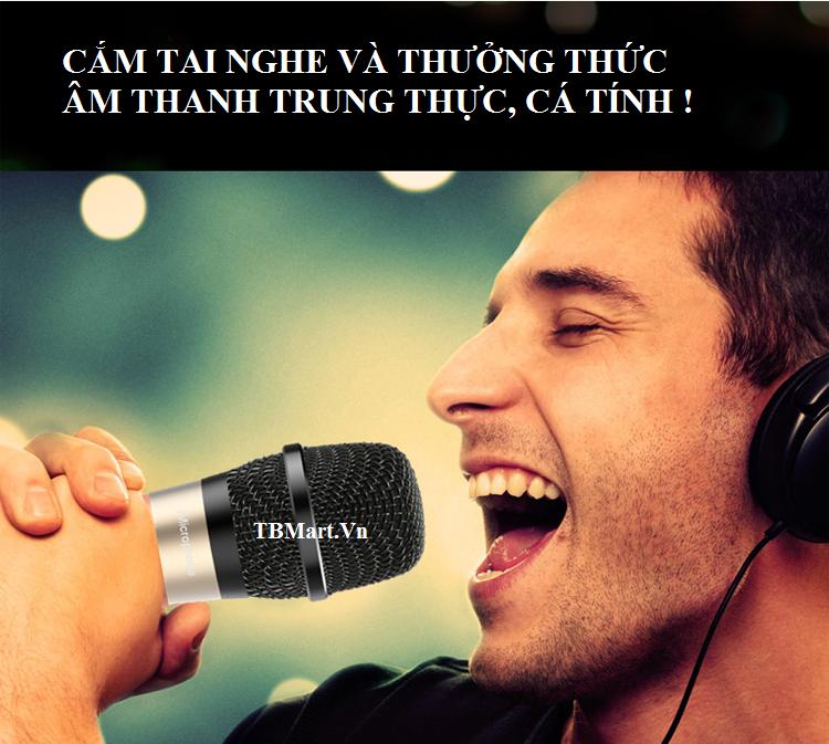 Mic Kèm Loa 3 Trong 1 iMicrophone.