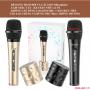 Mic Kèm Loa Karaoke Bluetooth iMicrophone.