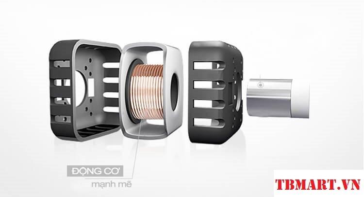 Động cơ được thiết kế theo công nghệ mới nhất, mạnh mẽ, bền bỉ.