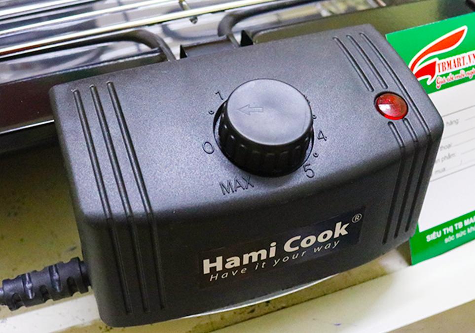 Bếp Nướng Không Khói Hami Cook.