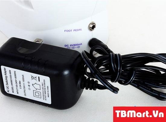 Hình Ảnh Máy Khâu Mini Gia Đình Chính Hãng Cao Cấp có đèn Led của TB MART