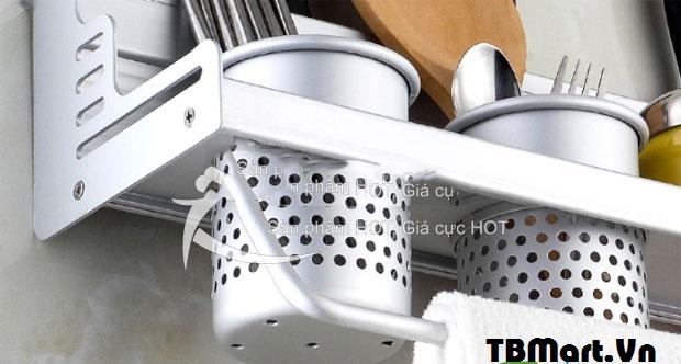 Hình Ảnh Giá Treo Đồ Nhà Bếp Đa Năng của TB MART
