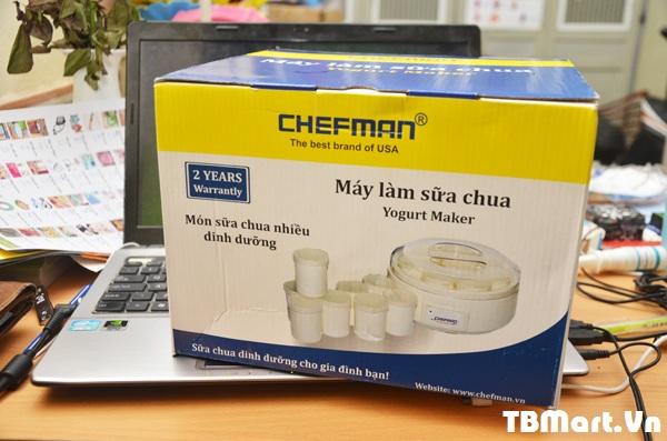 Máy Làm Sữa Chua Chefman Chính Hãng của TB MART.