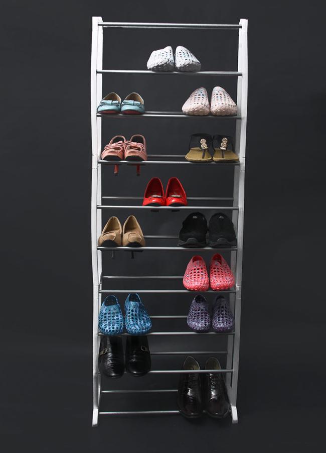 Kệ Để Giầy 10 Tầng Amazing Shoes Rack Cao Cấp.