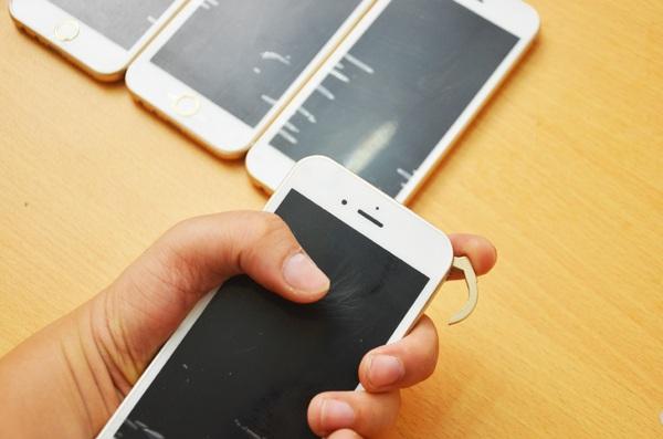 Ngoại quan hấp dẫn luôn là điểm nhấn của chiếc bật lửa iphone 6 đẳng cấp này.