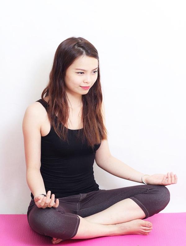 Hình Ảnh Thảm Tập Yoga Cao Cấp của TB MART