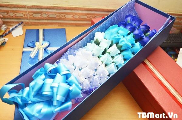 Hoa Hồng Sáp Thơm hộp 52 Bông, Luôn là sản phẩm được săn đón nhất.