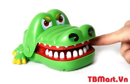 Đồ Chơi Khám Răng Cá Sấu của TB MART.