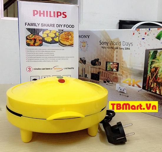 Máy Nướng Bánh Hình Thú Philips của TB MART.