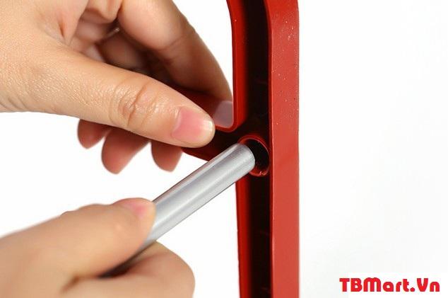 Kệ Để Giầy 4 Tầng - Kệ Để Giầy Dép 4 Tầng của TB MART.