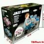 Bộ trống đồ chơi Jazz Drum 5 Trống cỡ lớn cho bé của TB MART.