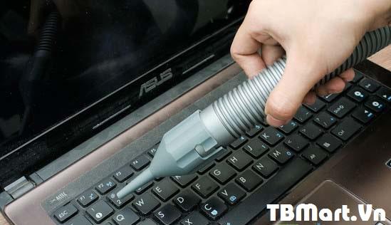 Vệ sinh máy tính thật dễ dàng với Máy Hút Bụi Mini JK 8