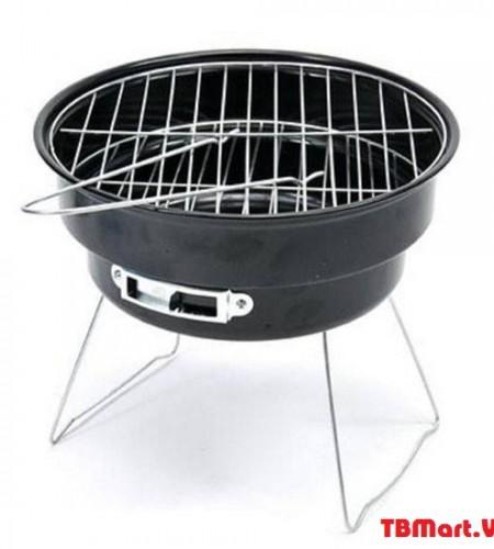 Bếp Nướng Than Hoa Portable Barbecue Chính Hãng.
