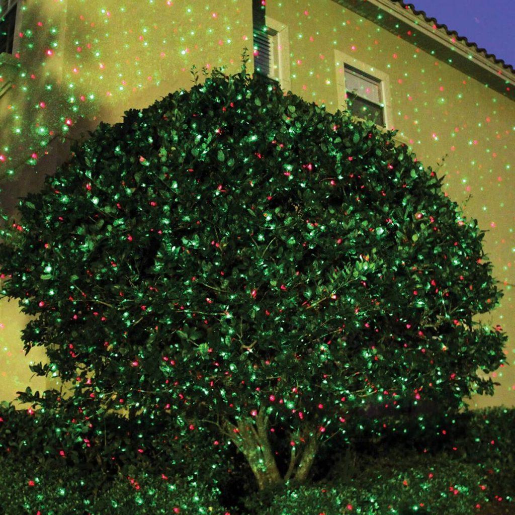 Đèn Trang Trí Laser Star Shower - Hiệu Ứng Đẹp, Lung Linh, Thời Gian Chiếu Lâu Nhất.