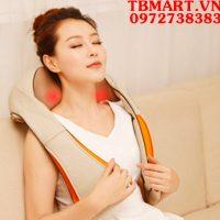 Đai Massage Vai Gáy Hồng Ngoại Akita Japan