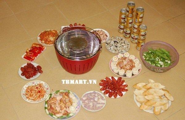 Bep-nuong-than-hoa-BBQ-HOME-tien-loi
